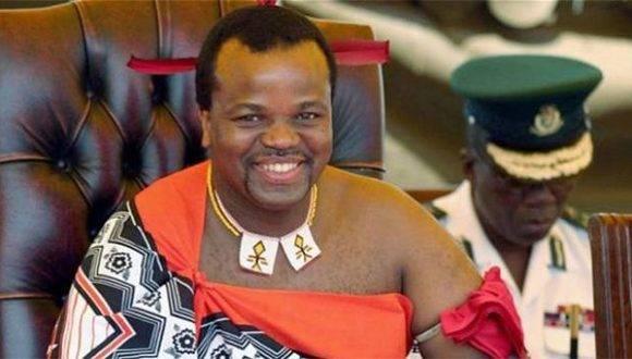 Rey-Suazilandia