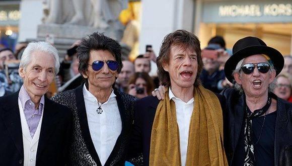 The Rolling Stones. Foto tomada de La Vanguardia.