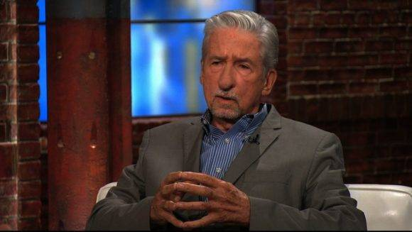 Tom Hayden. Foto: CNN.