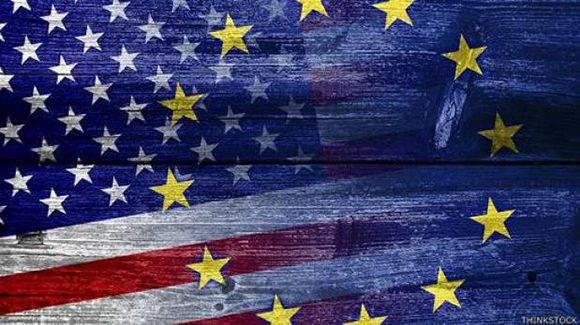 """El """"siglo americano"""" parece llegar a su final, a la vez que va desvaneciéndose el """"sueño europeo""""."""