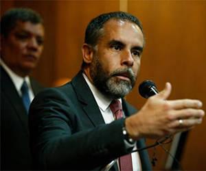 Senador colombiano Armando Benedetti. Foto: Colprensa.