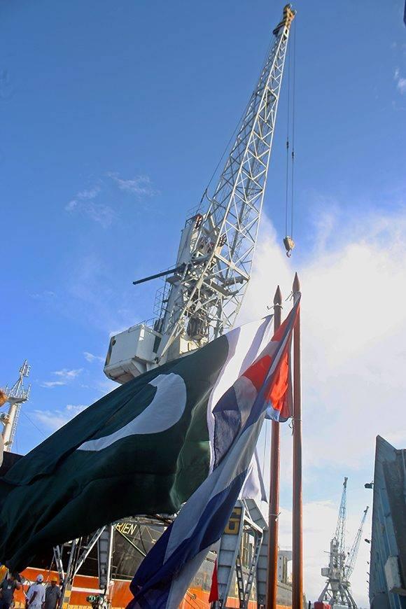 Los lazos entre Pakistán y Cuba se estrechan aún más. Foto: José Raúl Concepción/ Cubadebate.