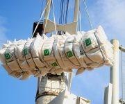 15 mil toneladas de arroz llegan al puerto de La Habna desde Pakistán. Foto: José Raúl Concepción/ Cubadebate.