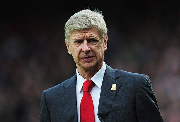 Técnico del Arsenal, Arsene Wenger. Foto: Getty Images.