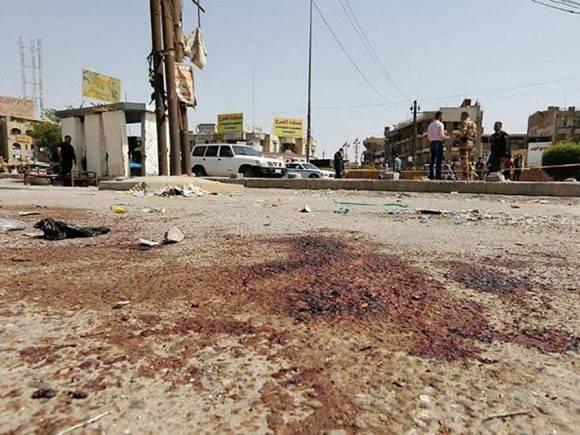 atentado iraq bagdad