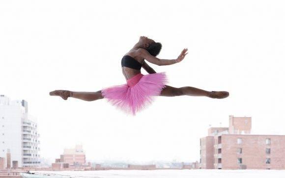 La bailarina Michaela de Prince estará en La Habana. Foto: diarioup.com