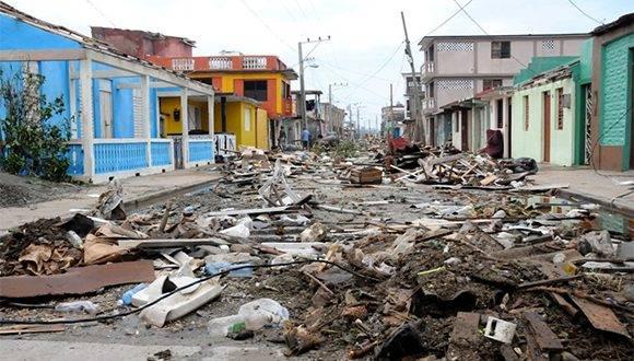 Gobierno Revolucionario anuncia medidas para enfrentar reconstrucción de viviendas afectadas por huracán Matthew