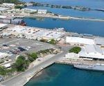 Platero denunció la ilegal base naval de Estados Unidos en Guantánamo. Foto: Archivo