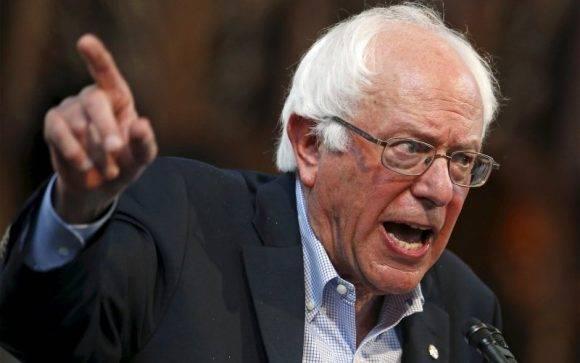 Bernie Sanders. Foto: Reuters.