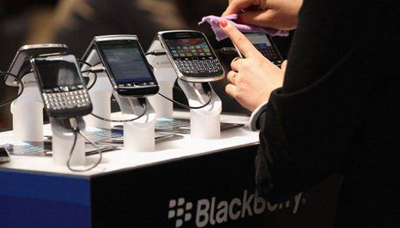 Llegó el fin de la era Blackberry. Foto: Publimetro.