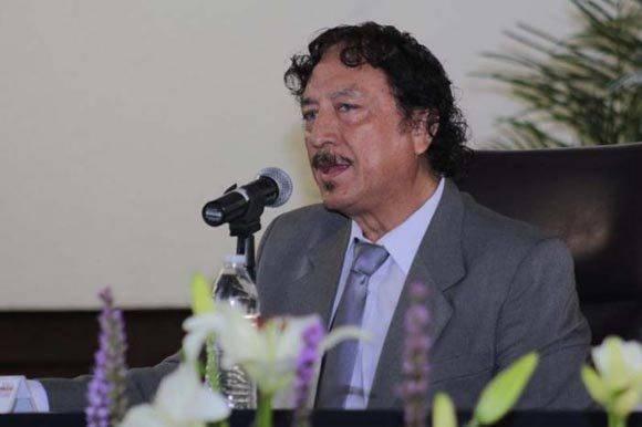Mario Alberto Najera profesor de la Universidad Latinoamericana José Martí de Monterrey, México. Foto: Granma.