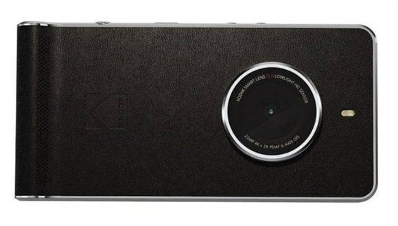 Este no es un teléfono con una cámara incorporada. Es una cámara con celular incorporado. Foto: Press Association/ BBC.