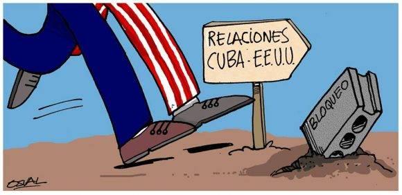 caricaturas CubaVsBloqueo 3