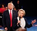Clinton y Trump protagonizan la carrera presidencial más degradante de la historia, según expertos. Foto: Getty Images.