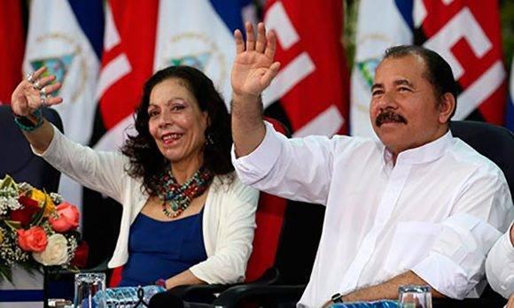 Daniel Ortega es favorito para ganar las elecciones del 6 de noviembre. Foto: Archivo.
