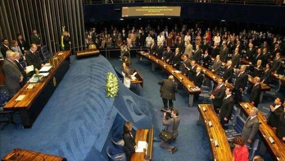congreso brasileno efe