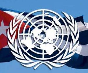 Cuba denunció en la ONU agresión radial y televisiva de Estados Unidos. Foto: Archivo.