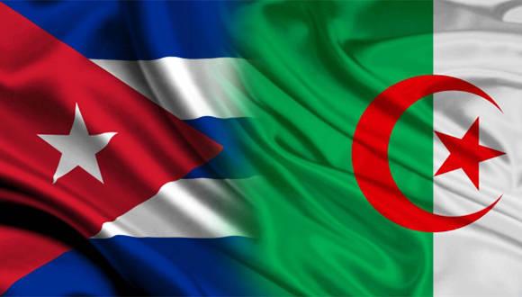 Raúl Castro recibe en La Haqbana a primer ministro argelino