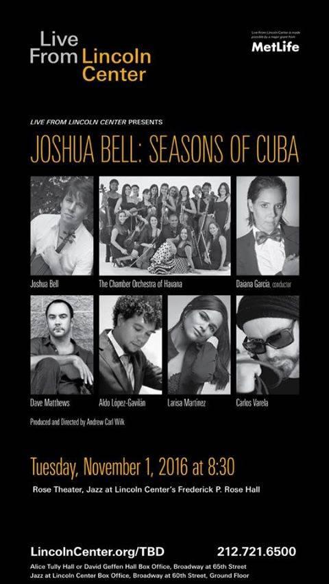 cubanos joshua bell