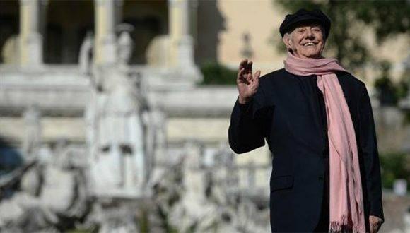 El premio Nobel de Literatura falleció hoy a los 90 años de edad. Foto: AFP.