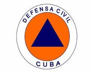 defensa civil + cuba