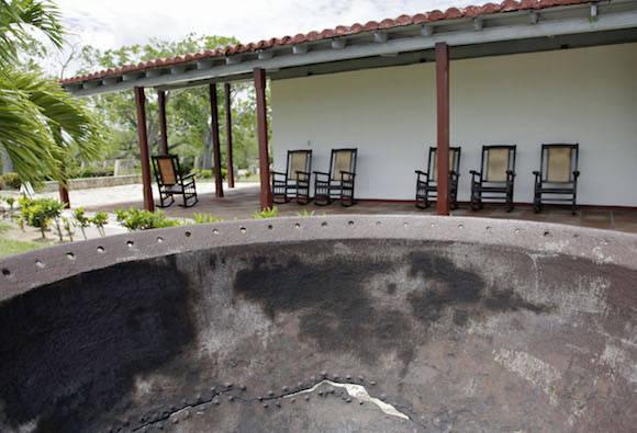 Casa Museo en el Ingenio La Demajagua. Foto: Ismael Francisco/Cubadebate.