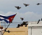 Bayamo Plaza del Himno. Foto: Ismael Francisco/Cubadebate.