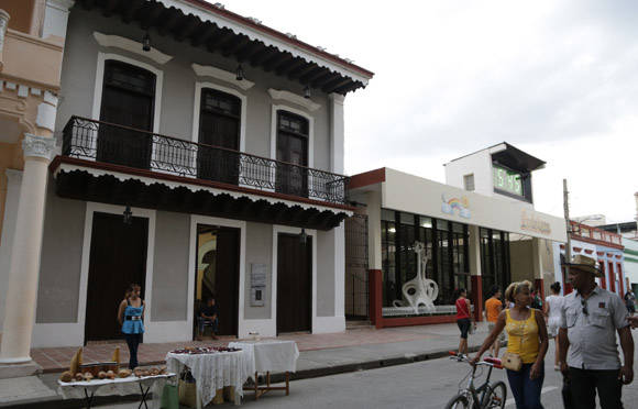 Casa Natal de Cespedes en Bayamo.