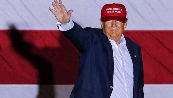 Donald Trump. Foto: EFE.