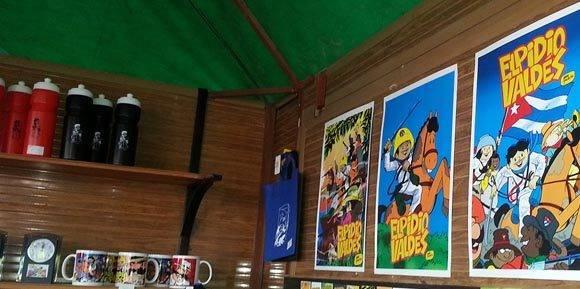 En Cuba se necesita de una industria unida al desarrollo de animados cubanos. Foto: Fondo Cubano de Bienes Culturales.