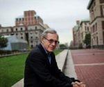 El historiador Eric Foner en la Universidad de Columbia. Foto La Jornada