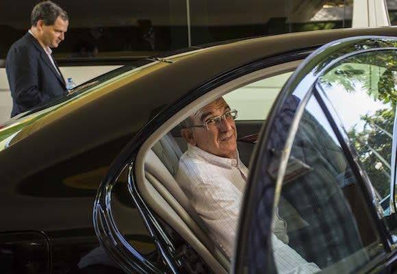 Humberto de La Calle. Foto: Desmond Boylan/ AP
