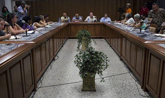 En la Feria se darán cita todos los sectores de la economía cubana. Foto: Ladyrene Pérez/ Cubadebate.