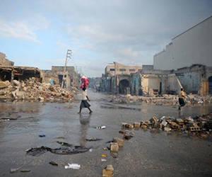 Al menos cinco muertos en Haití por intensas lluvias