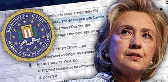 FBI reabre investigación sobre correos de Hillary Clinton