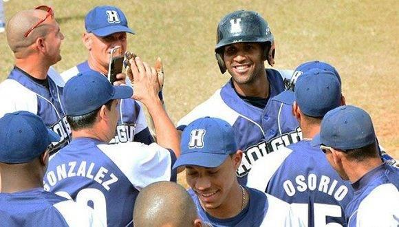 Holguín pasa a segunda fase de la Serie Nacional de Béisbol. Foto: Radio Rebelde.