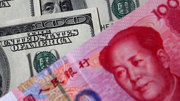 jaque al dolar yuan