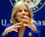 Jill Biden: Foto: Archivos.