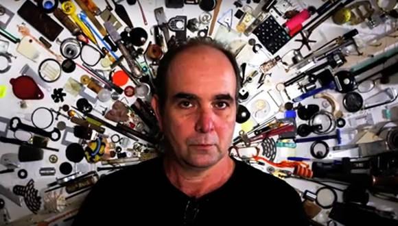 José Manuel Fors fue reconocido con el Premio Nacional de Arte.