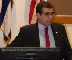El Embajador de Cuba en Washington, José Ramón Cabañas.