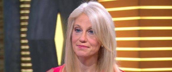 La directora de la campaña de Trump, Kellyanne Conway. Foto: