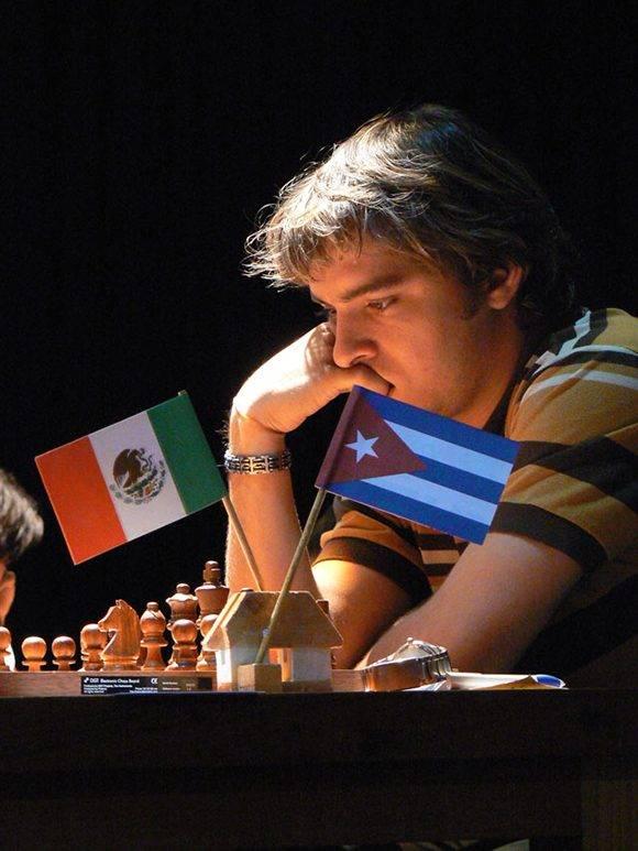 Lázaro Bruzón. Foto: Idey.