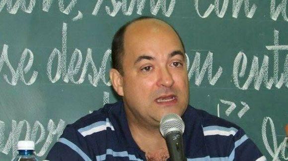 Ernesto Limia.