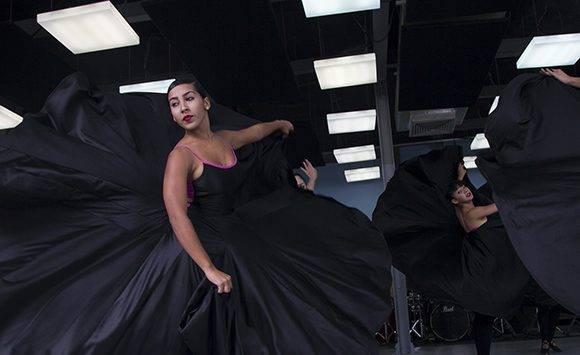 La capacidad interpretativa de Lizt Alfonso Dance Cuba le posibilita conformar presentaciones especiales para el público más disímil y exigente. Foto: Ladyrene Pérez/ Cubadebate.
