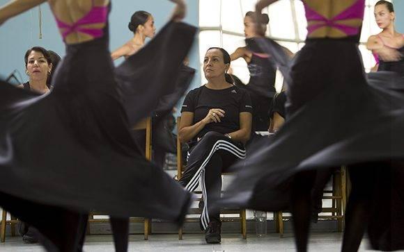 Bajo el nombre de Danzas Ibéricas surgió en el mes de octubre de 1991, creada por su directora y coreógrafa Lizt Alfonso. Foto: Ladyrene Pérez/Cubadebate.
