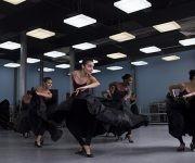 Sus espectáculos fusionan de manera original elementos del flamenco, el ballet y la danza toda, con ritmos españoles y afrocubanos. Foto: Ladyrene Pérez/ Cubadebate.