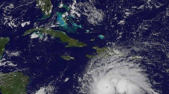 mapa huracán 6 pm