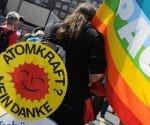 Manifestaciones por la paz en Alemania. Foto: DPA.