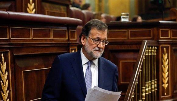 Mariano Rajoy. Foto: Reuters.