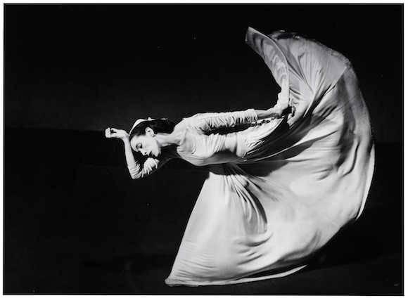 Martha Graham.